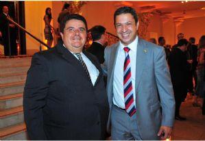 g n 122 0v7h - Dep. Ricardo Izar participa do Evento de Lançamento da Agenda Legislativa do Cooperativismo