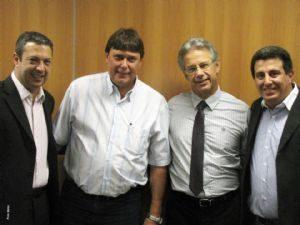 g n 133 7p5t 300x225 - Dep. Ricardo Izar participa de audiência na Secretaria de Saneamento e Recursos Hídricos do Estado de São Paulo