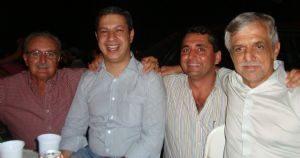 g n 20 7f4r 300x158 - Deputado Ricardo Izar esteve em Luiziânia no dia 22/12/2011.
