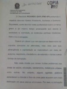 g n 234 1c7n 225x300 - RICARDO IZAR FAZ DISCURSO CONTRA A CORRUPÇÃO E PEDE QUE ELEITORES PARTICIPEM DO PROCESSO POLÍTICO