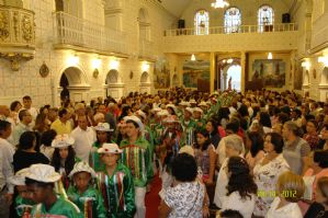g n 24 1n8r - Deputado Federal Ricardo Izar Jr participou da Festa de 105 anos de São Sebastião em Bom Jesus dos Perdões!