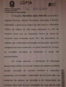 g n 306 9n6y 228x300 - RICARDO IZAR VAI RECORRER A DECISÃO DO GOVERNO DE SÃO PAULO E MP POR ESTABELECEREM UM PRAZO DE ATÉ 15 ANOS PARA OBRAS DE ACESSIBILIDADE EM ESCOLAS