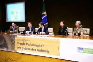 g n 34 6c3n - Lançamento da Frente Parlamentar em Defesa dos Animais em Porto Alegre