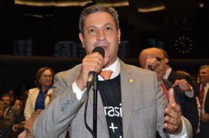 g n 404 4w1a - Ricardo Izar comemora aprovação do salão-parceiro