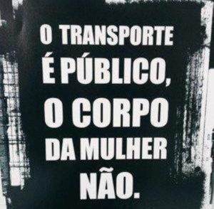 g n 451 1o7s 300x294 - O transporte é público, o corpo da mulher NÃO!