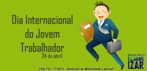 g n 496 7k4o 300x145 - 24 de Abril - Dia Internacional do Jovem Trabalhador