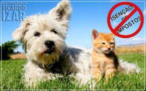 g n 519 1k8n 300x188 - *Isenção de impostos para entidades de Proteção Animal*