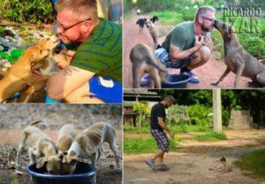 g n 522 3r1u 300x208 - A incrível história do homem que alimenta dezenas de cães abandonados
