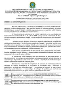 g n 524 6a3l 225x300 - Medicamento que trata a leishmaniose canina é liberado no Brasil