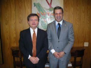 g n 63 8k6o 300x225 - Dep. Ricardo Izar participa de audiência com o Ministro do Superior Tribunal da Justiça, Herman Benjamin