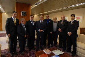 g n 68 4k2n - Audiência com o Vice-Presidente da República, Michel Temer