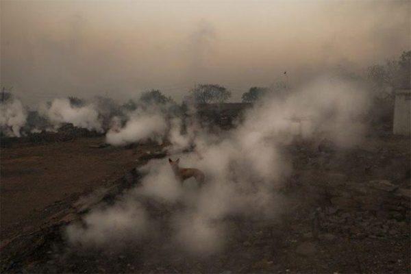 16 imagenes ensordecedoras que reflejan las consecuencias de la contaminacion del medioambiente 1477644185 600x400 - 10 Imagens chocantes que refletem as conseqüências da poluição constante do meio ambiente