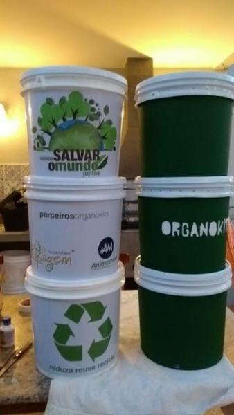 kits organokits copia - Saiba como fazer compostagem, a reciclagem da natureza