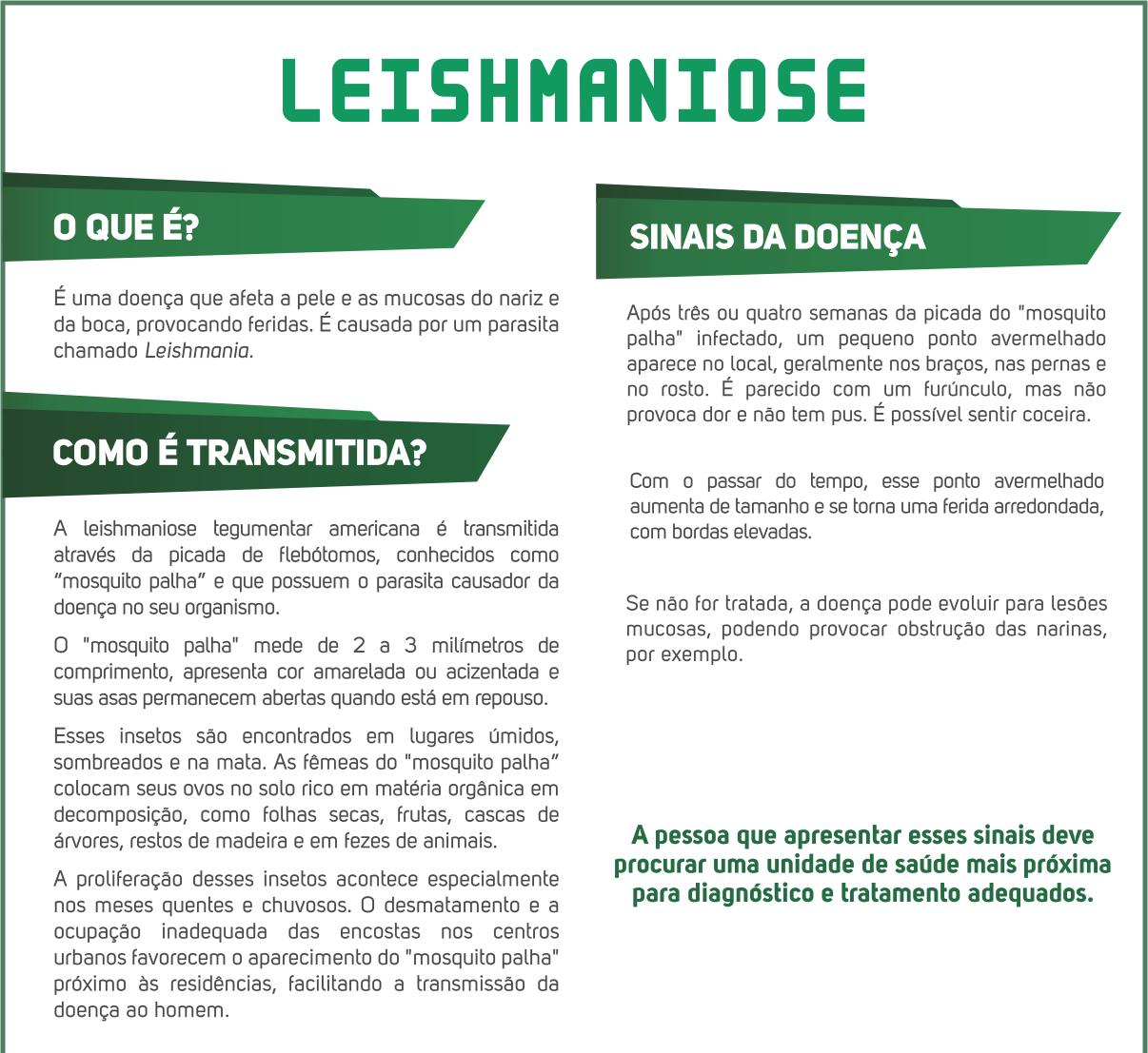 leishmaniose001 - CFMV atualiza documento informativo sobre Leishmaniose Visceral Canina