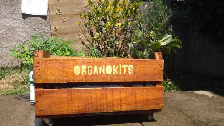 materia compostagem horta 02 copia - Saiba como fazer compostagem, a reciclagem da natureza