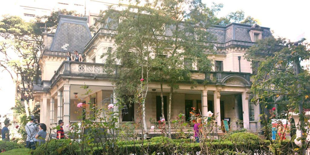 Casa das Rosas 1024x512 - Turismo: 24 horas em São Paulo